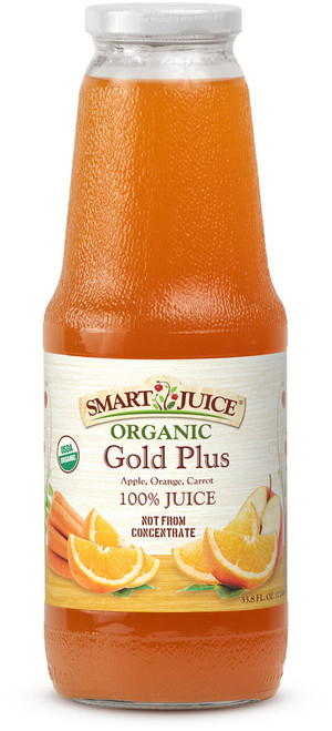 Smart Juice Gold Plus 1L Front