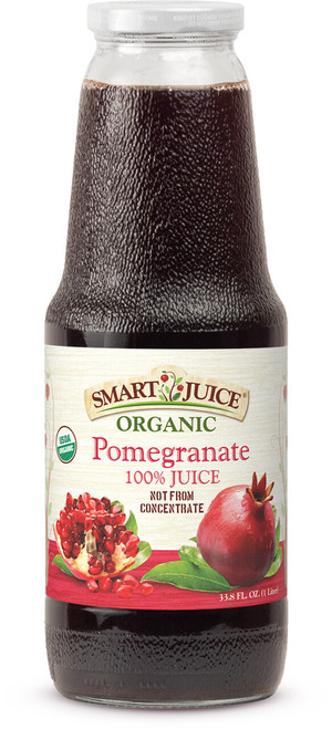 Smart Juice Pomegranate Front