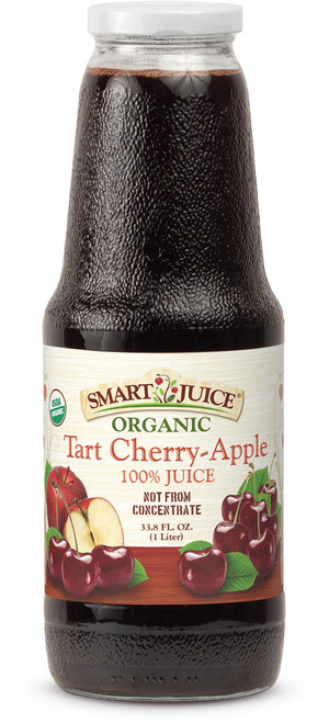 Smart Juice Tart Cherry-Apple Front