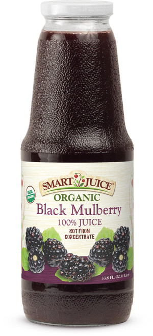 Smart Juice Black Mulberry juice