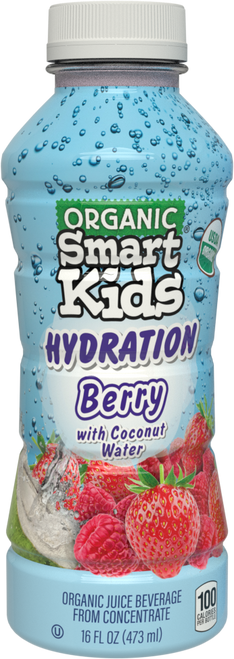 Smart Kids Hydration Berry Bottle