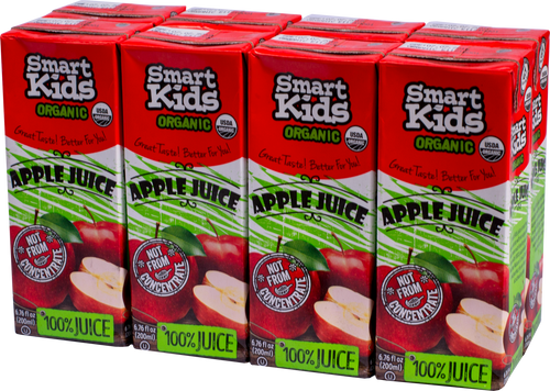 Smart Kids Apple Juice Boxes