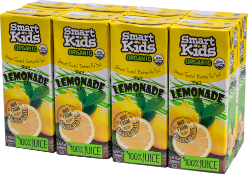 Smart Kids Lemonade Juice Boxes