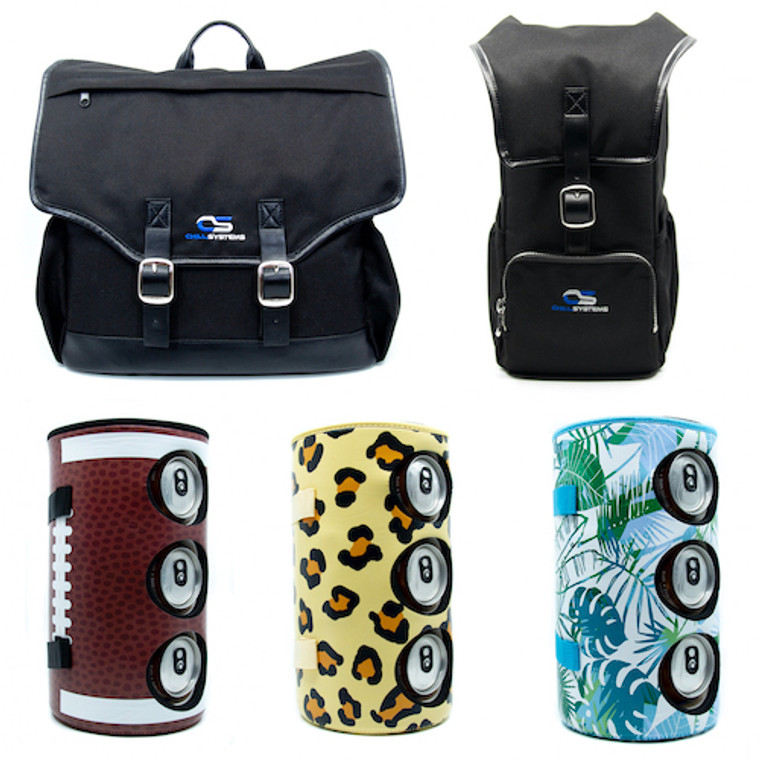 Chiller + Adventure Pack & Picnic Tote Combos