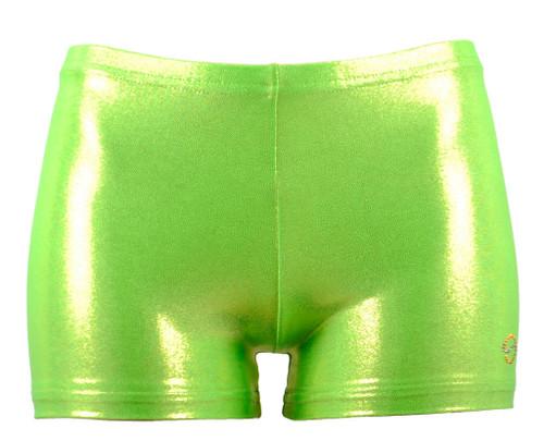Gymnastics Shorts Front