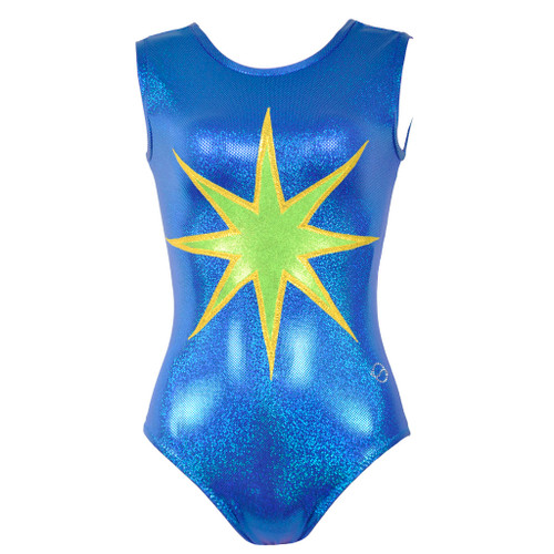Star #1 Leotard Front