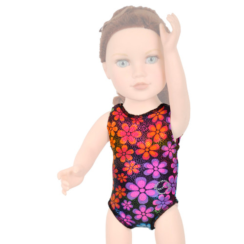 "18"" Doll Gymnastics Leotard"