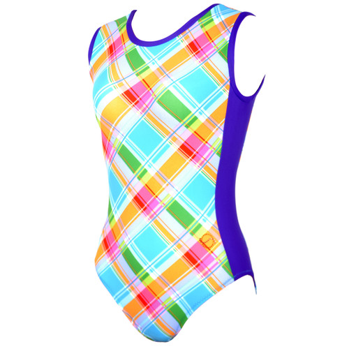 Gymnastics Leotard Front