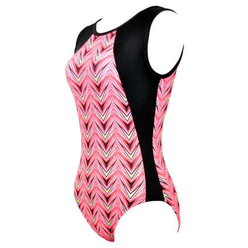 Capricorn #13 Gymnastics Leotard Front Left