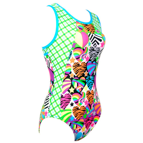 Orion #4 Gymnastics Leotard Front Right