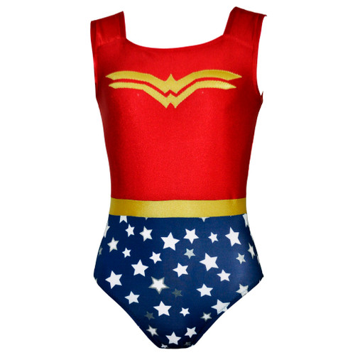 Wonder Gymnast #2 Leotard Front