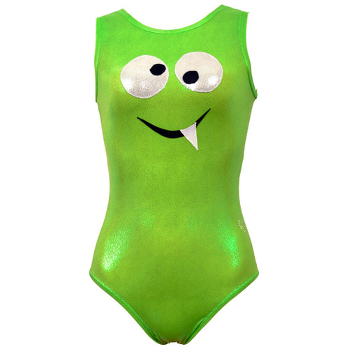 Monster #1 Leotard Front