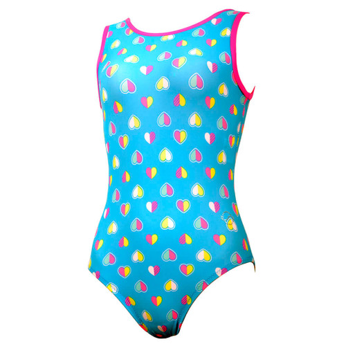 Galaxy #1Q Leotard Front Left