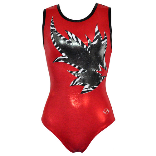 Oh Canada #4 Leotard Front