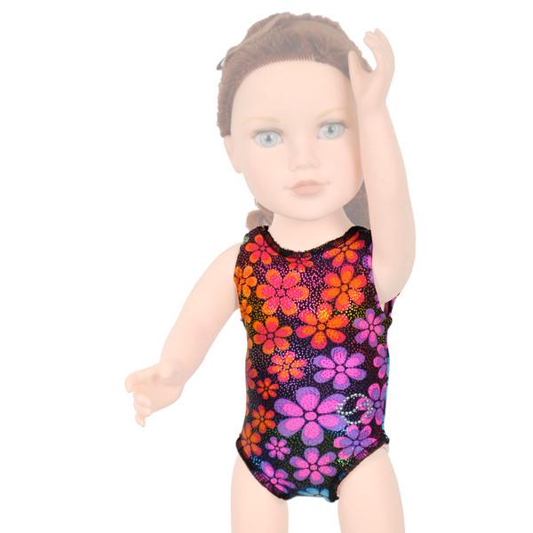 "18"" Doll Gymnastics Leotard"