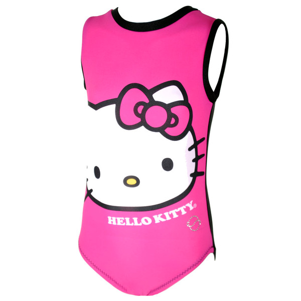 Hello Kitty Gymnastics Leotard Front