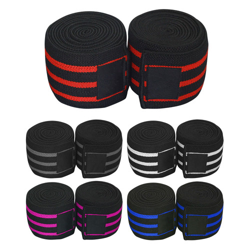 Fitness First Weightlifting Knee Wrap