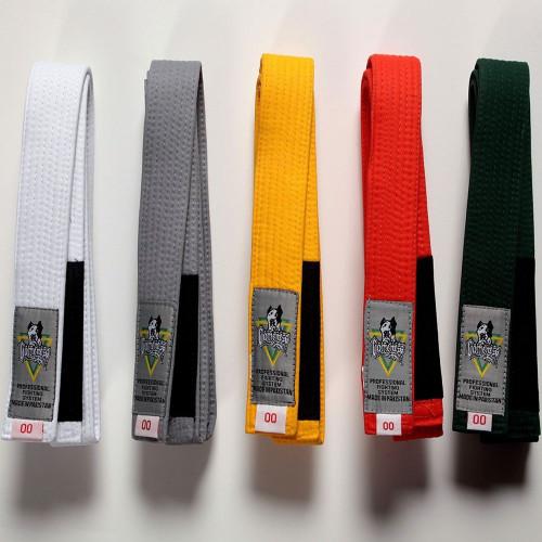 Gameness Youth Jiu-Jitsu Belts