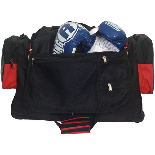 Ringside Elite Rolling Gym Bag