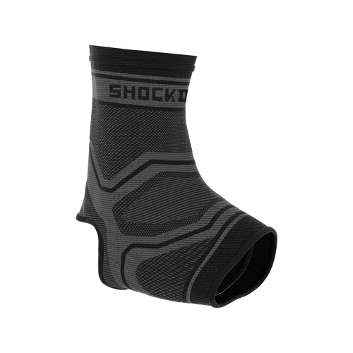 COMPRESSION KNIT ANKLE SLEEVE