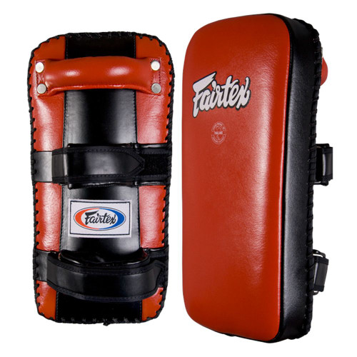 The versatility of Thai pads makes them an essential tool for all styles and disciplines. Additional shipping charges apply for this item. The exact amount is quoted at the checkout or by selecting to estimate your shipping charges in your shopping cart.   Four layers shock-density foam Form fitted handle for better control Hand made in Thailand