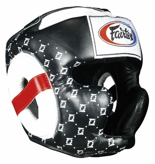 This is the next evolution of their most popular Headgear. It offers a great balance between coverage, visibility, and weight. This new version features increased padding, while not sacrificing any of the lightweight design that has kept our Headgear so popular. Truly one of the best Headgear available anywhere.