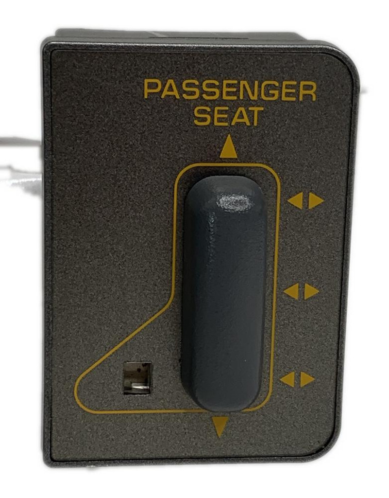 1990 - 1991 C4 Corvette Power Seat Switch Passenger Side (Right RH) OEM 10086228