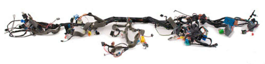 2002 - 2004 C5 Corvette Dash Wiring Harness 2nd Design OEM 10322802