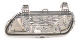 2005 - 2013 C6 Corvette Backup Diffuser Light/Lamp Driver Side (Left LH) OEM 25965413