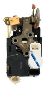 1997 - 2004 C5 Corvette Door Lock Assembly Driver Side (Left LH) OEM 10346748