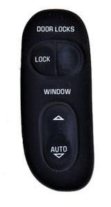 1997 - 2004 C5 Corvette Window Control Switch Passenger Side (Right RH) OEM 12135165