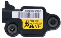 2006 - 2013 C6 Corvette Z06, ZR1, 427 (Aluminum Frame) Front Impact Airbag Sensor OEM 15781091