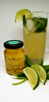 Rum Mojito With Honey