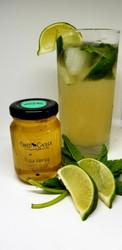 Rum Mojito With Honey