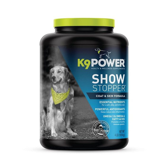 K9 Show Stopper