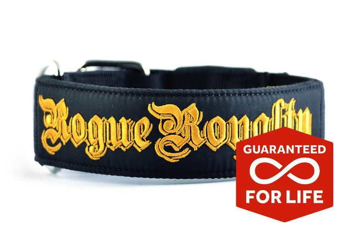 SUPATUFF® Heavy Duty Dog Collar - ROGUE ROYALTY