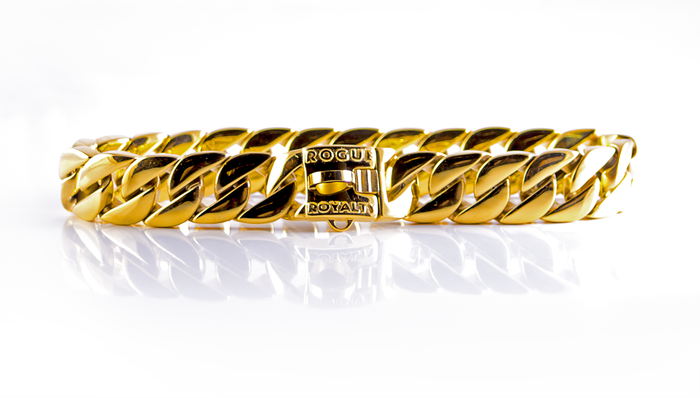 ROGUE GOLD CHAIN 23mm