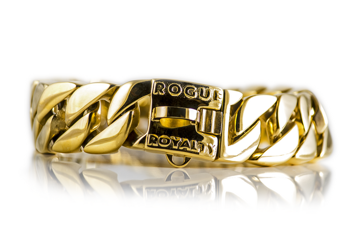 ROGUE GOLD CHAIN 32mm