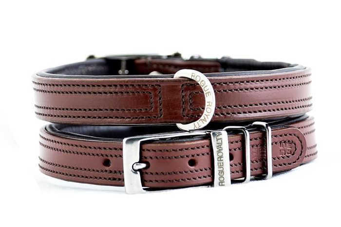 Tuscan Rogue Collar - Brown