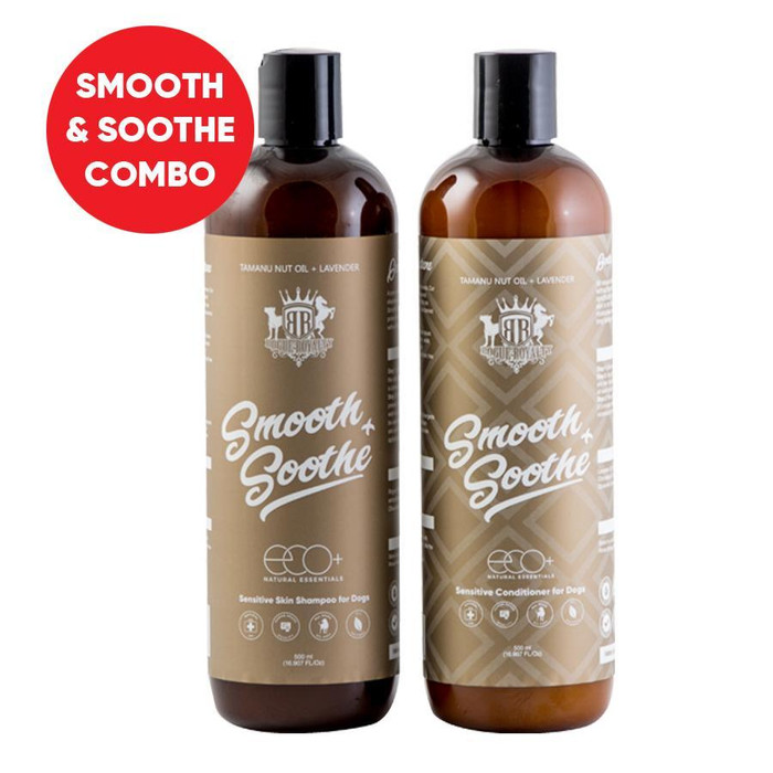 Smooth & Soothe Sensitive Skin Shampoo & Conditioning combo
