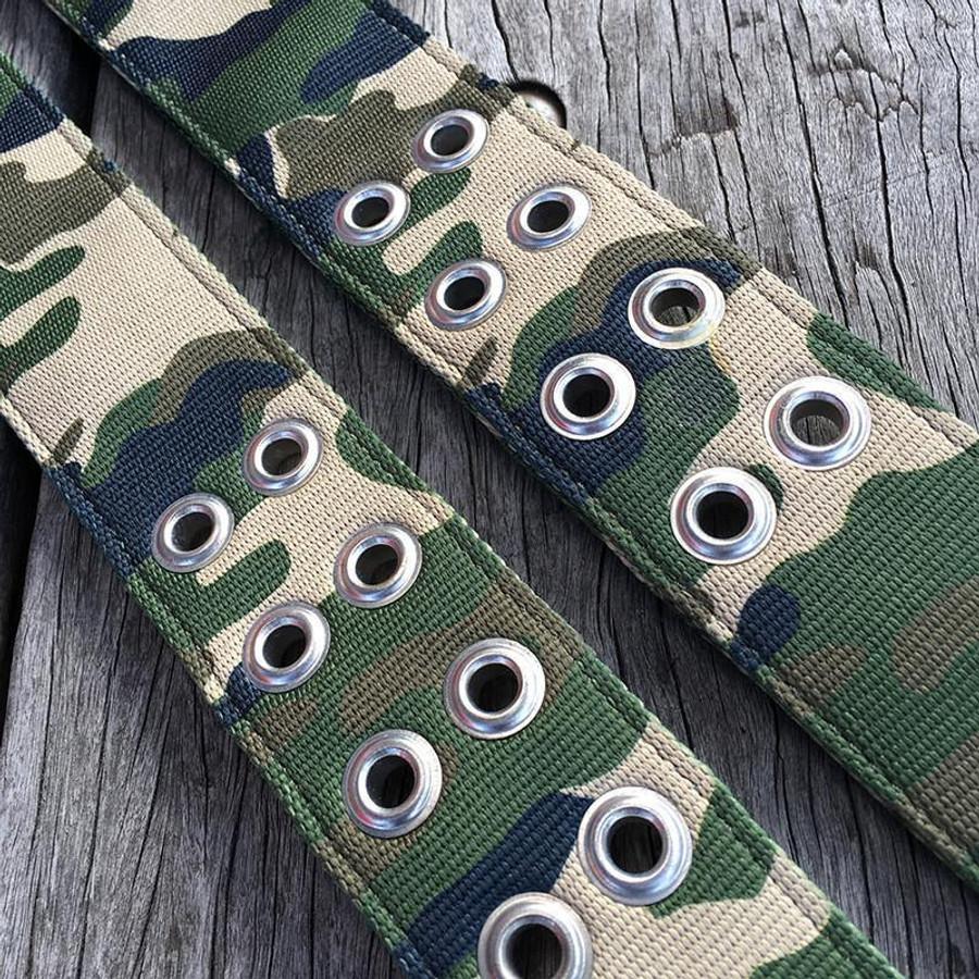 SUPATUFF® Heavy Duty Dog Collar - Militia Camo