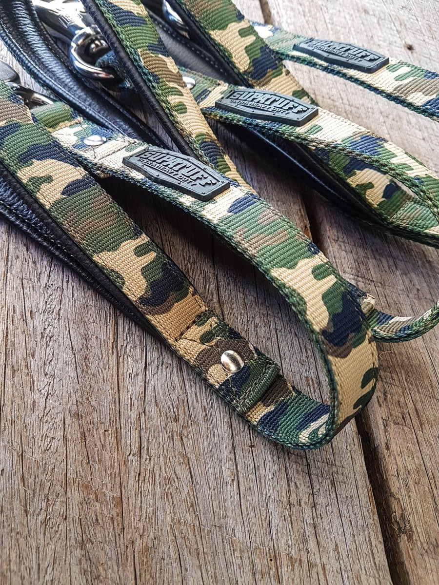 SUPATUFF® Heavy Duty Leash 60cm - Militia Camo