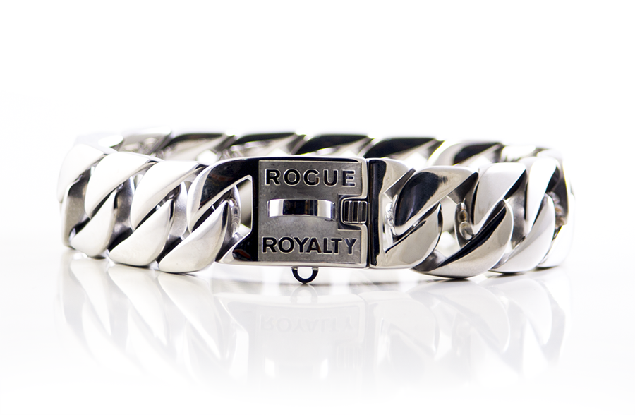 Rogue Silver Chain 32mm