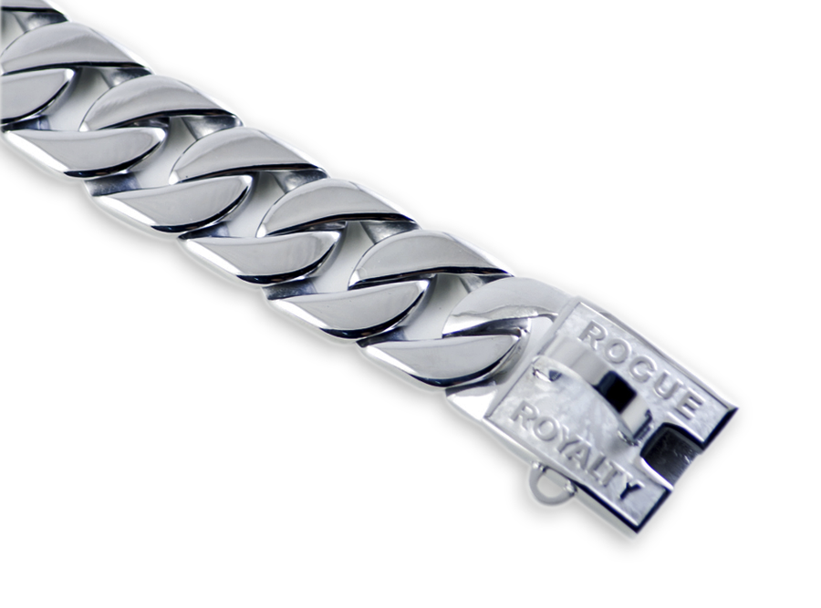 Rogue Silver Chain 23mm