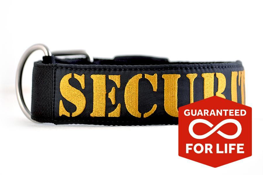 SUPATUFF® Heavy Duty Dog Collar - SECURITY