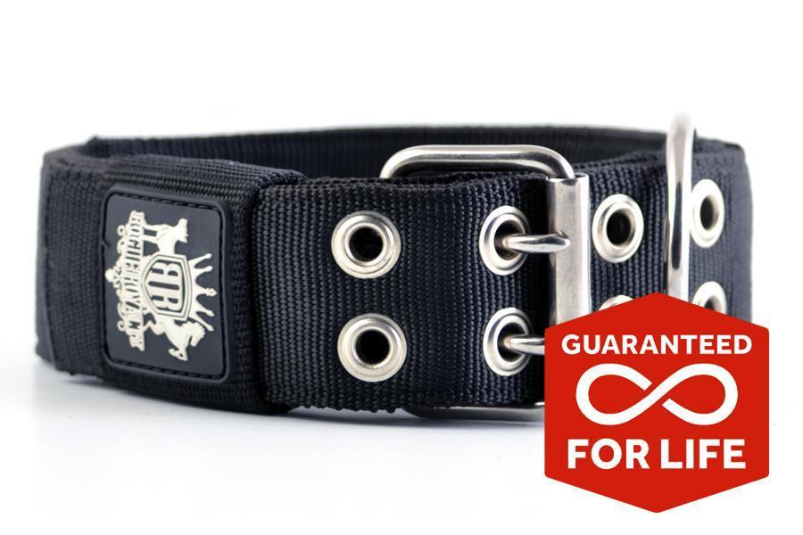 SUPATUFF® Heavy Duty Dog Collar - Black