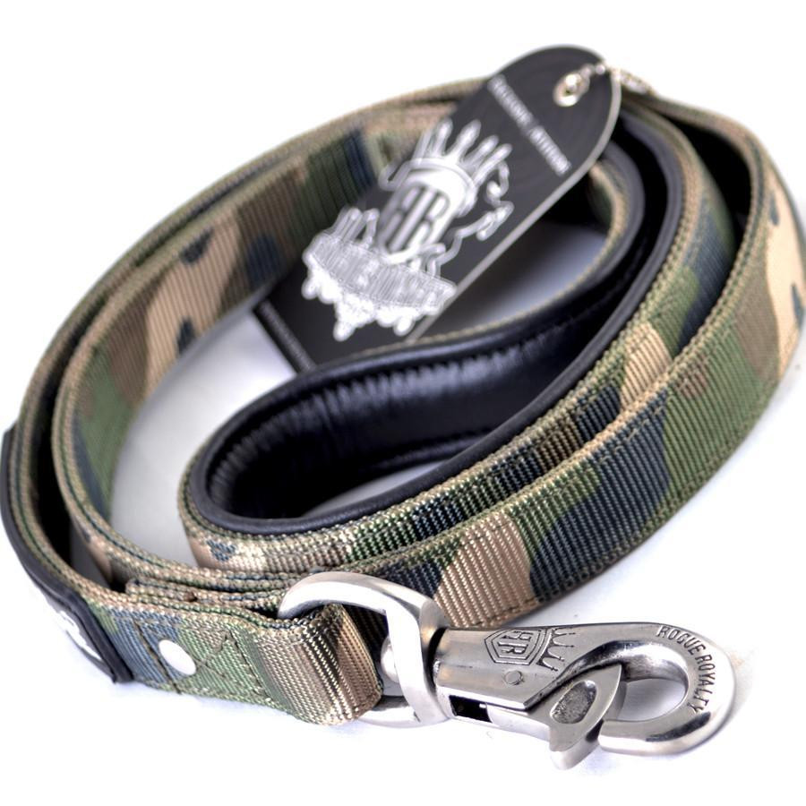 SUPATUFF® Heavy Duty Dog Leash 120cm - Militia Camo