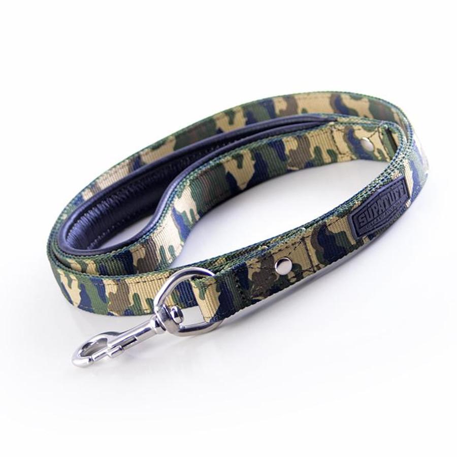 SUPATUFF® Standard Leash - Militia Camo