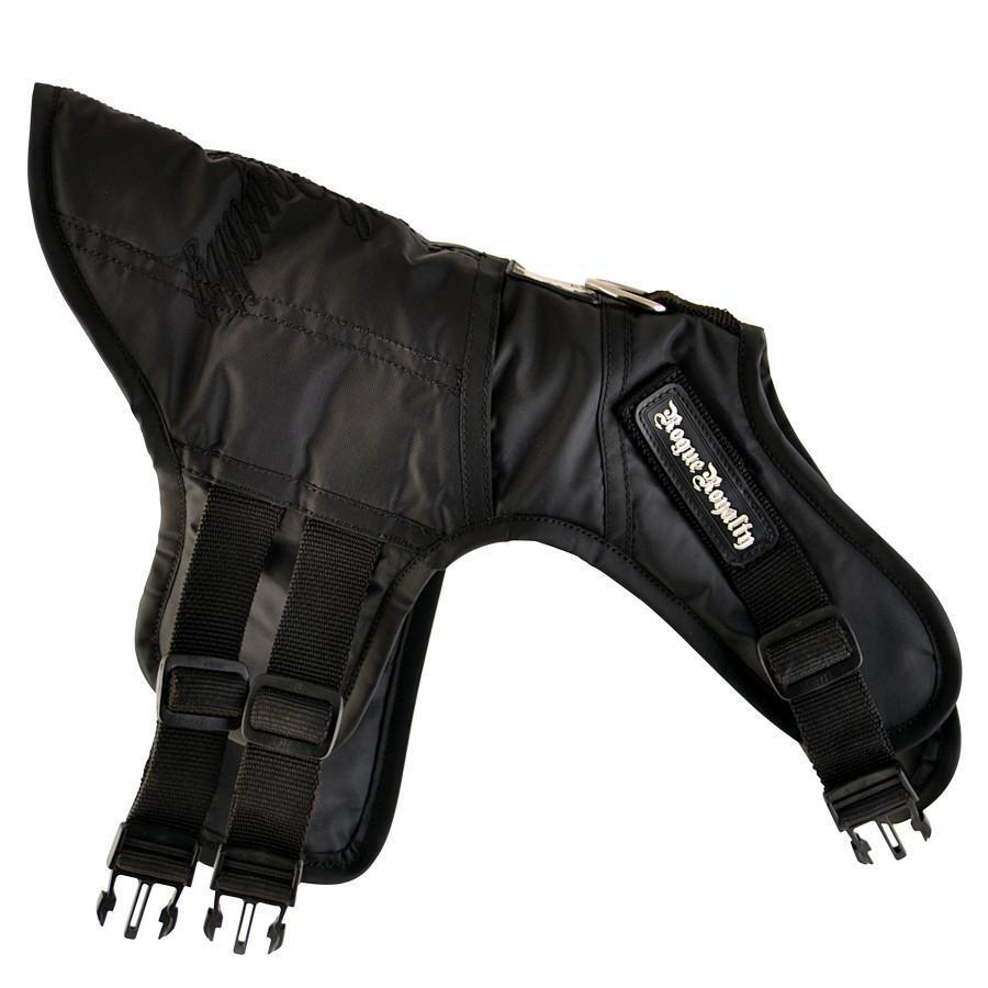 Rogue Active Dog Jacket - 'BLACK'