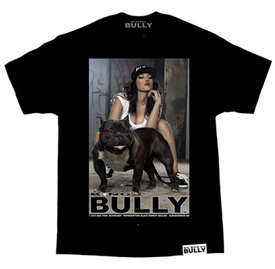 BULLY -   Schoolboy Men's Tee